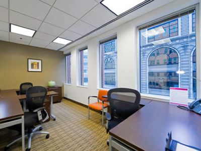 Walnut St Office Space - Des Moines