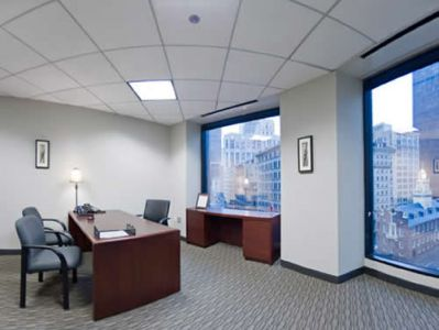 State Street Center Office Space - Boston