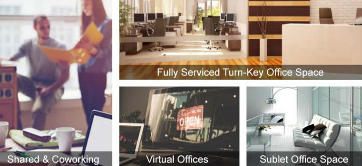 Offices.net lists fully serviced turn-key office space, shared & coworking space, virtual offices, sublet office space, workshops and industrial units and leased space.