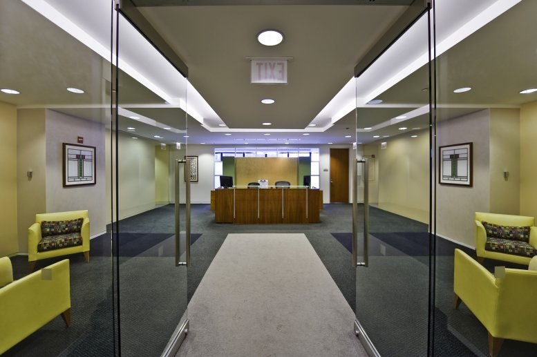 Photo of Office Space on Chicago Mercantile Exchange Center, 30 S Wacker Dr, 22nd Fl, Downtown Chicago