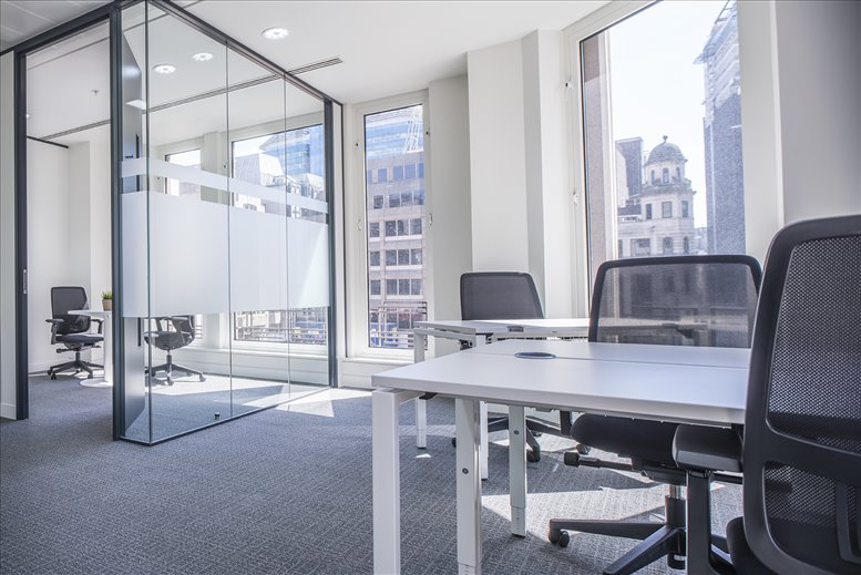 Office for Rent on Chicago Mercantile Exchange Center, 30 S Wacker Dr, 22nd Fl Chicago