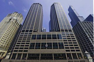 Photo of Office Space on Chicago Mercantile Exchange Center,30 S Wacker Dr,22nd Fl, Downtown Chicago