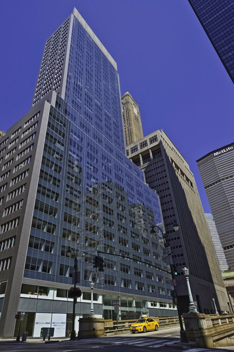 100 Park Ave, 16th Fl, Grand Central, Murray Hill, Midtown East, Manhattan Office Space - NYC