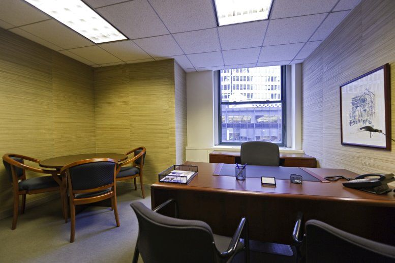 Helmsley Building, 230 Park Ave, 10th Fl, Grand Central, Midtown East, Manhattan Office for Rent in NYC