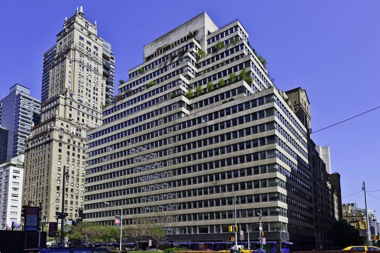 Universal Pictures Building, 445 Park Avenue, Midtown, Manhattan Office Space - NYC