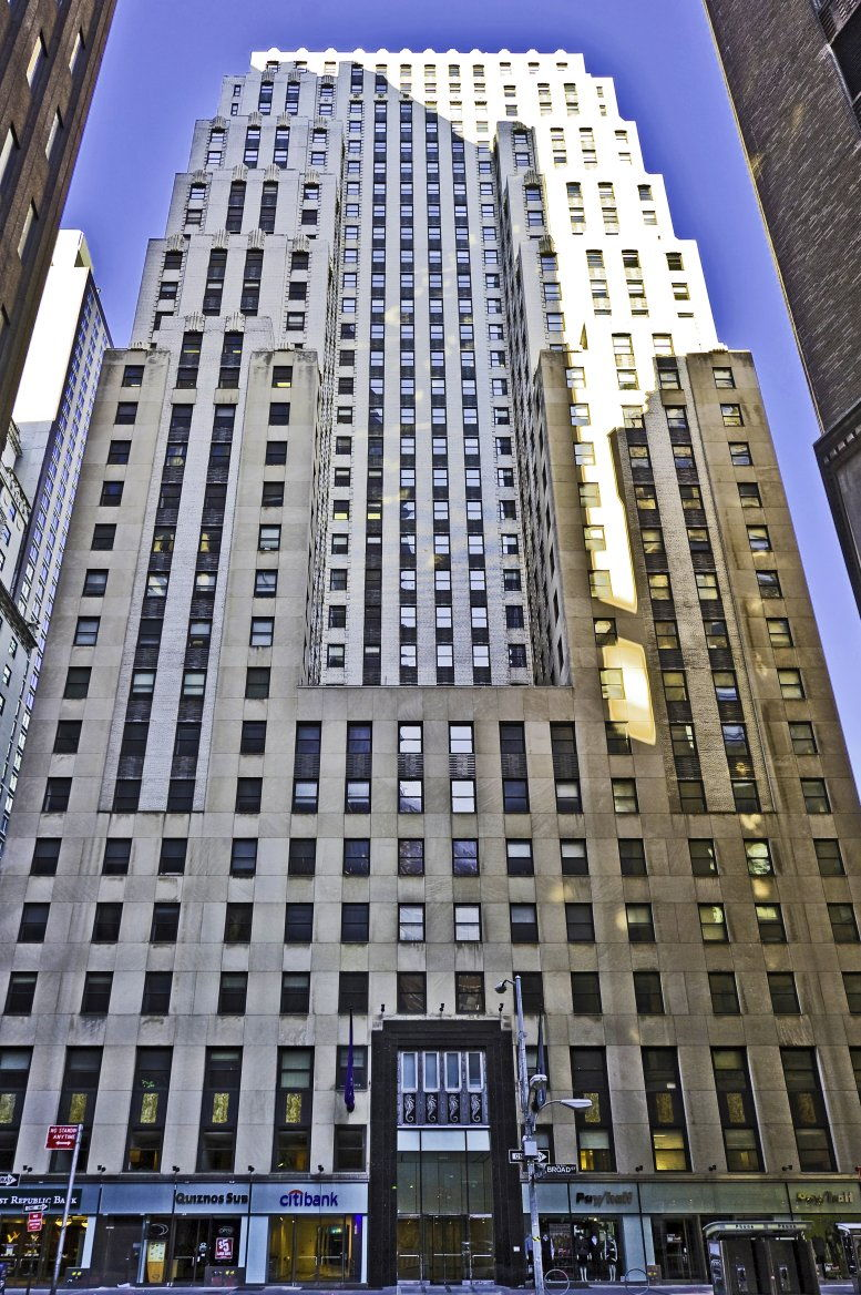 80 Broad St, Financial District, Downtown, Manhattan Office Space - NYC