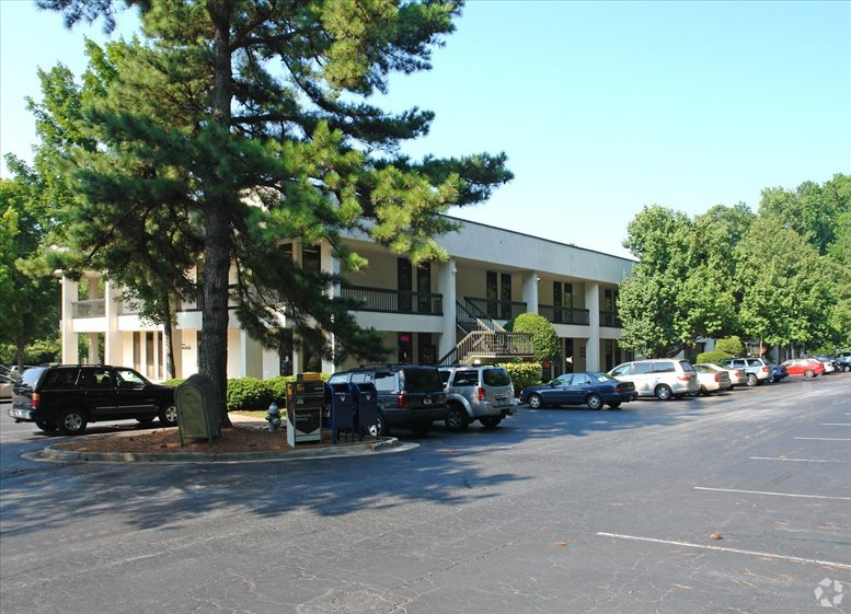 Glenridge 400 Office Park, 5825 Glenridge Dr Office Space - Atlanta