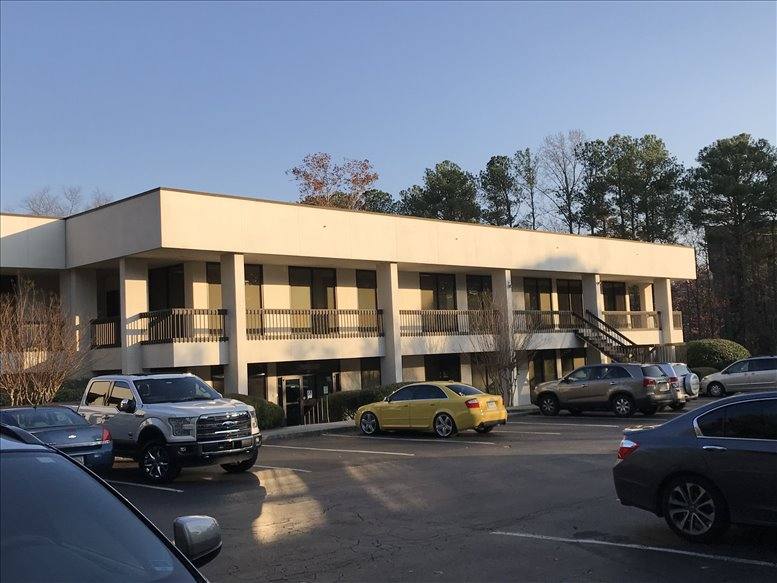 Photo of Office Space on Glenridge 400 Office Park, 5825 Glenridge Dr Atlanta