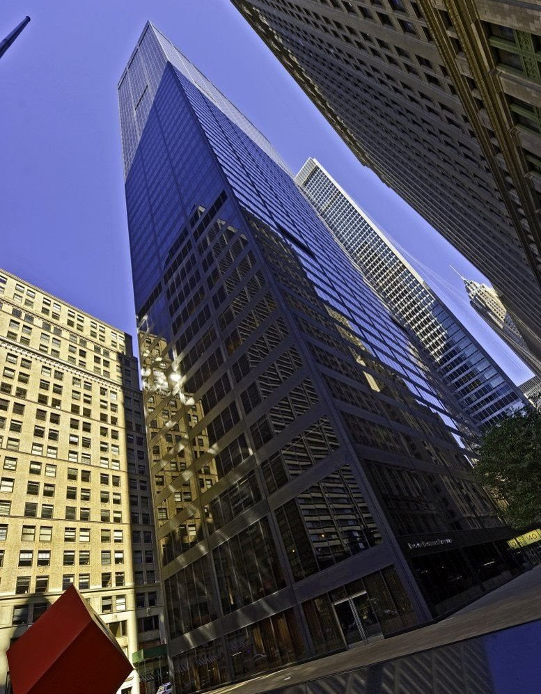 HSBC Bank Building, 140 Broadway, Financial District, Downtown, Manhattan Office Space - NYC