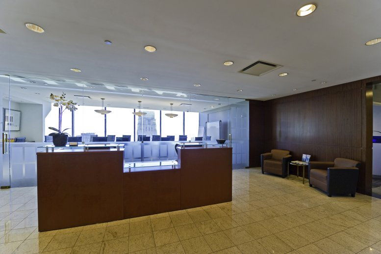 Photo of Office Space on HSBC Bank Building, 140 Broadway, Financial District, Downtown, Manhattan NYC