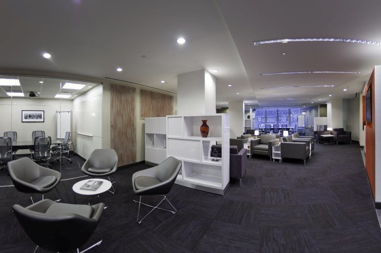 Photo of Office Space available to rent on Chrysler Building, 405 Lexington Ave, 26th Fl, Midtown, Manhattan