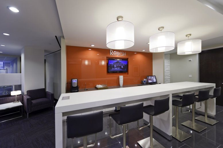 This is a photo of the office space available to rent on Chrysler Building, 405 Lexington Ave, 26th Fl, Midtown