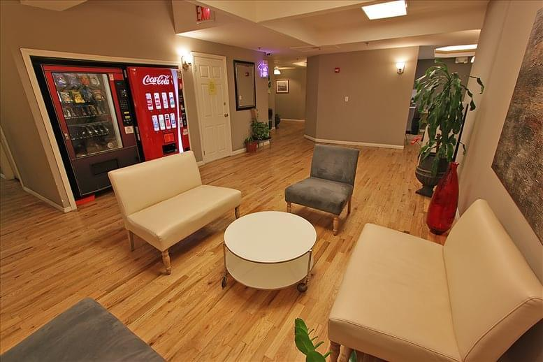 This is a photo of the office space available to rent on 116 W 23rd St, Chelsea