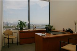 This is a photo of the office space available to rent on 9595 Wilshire Blvd