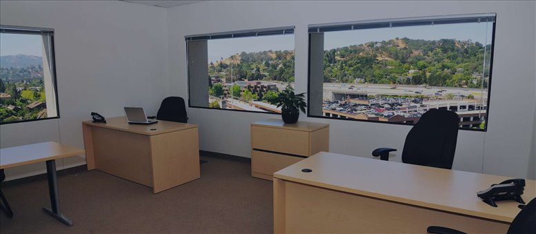 Picture of One Ygnacio Center, 8th Fl, 1990 N California Blvd Office Space available in Walnut Creek