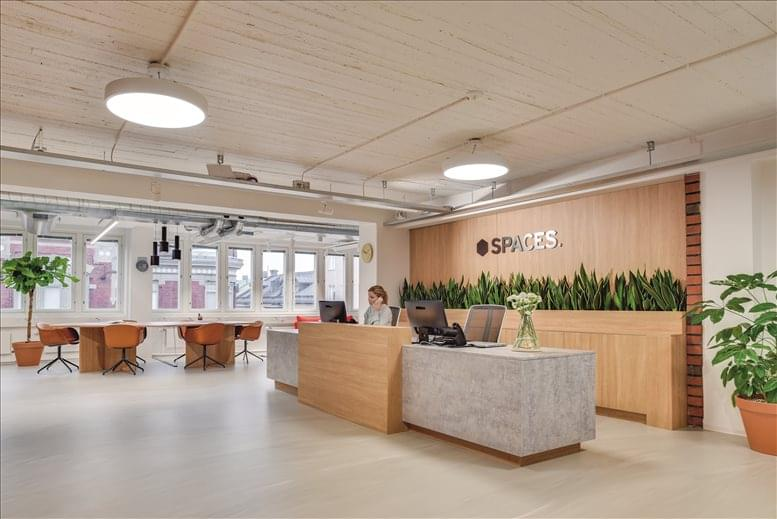 1111 Lincoln Rd., 4th Floor, Sun Trust Building Office Space - Miami
