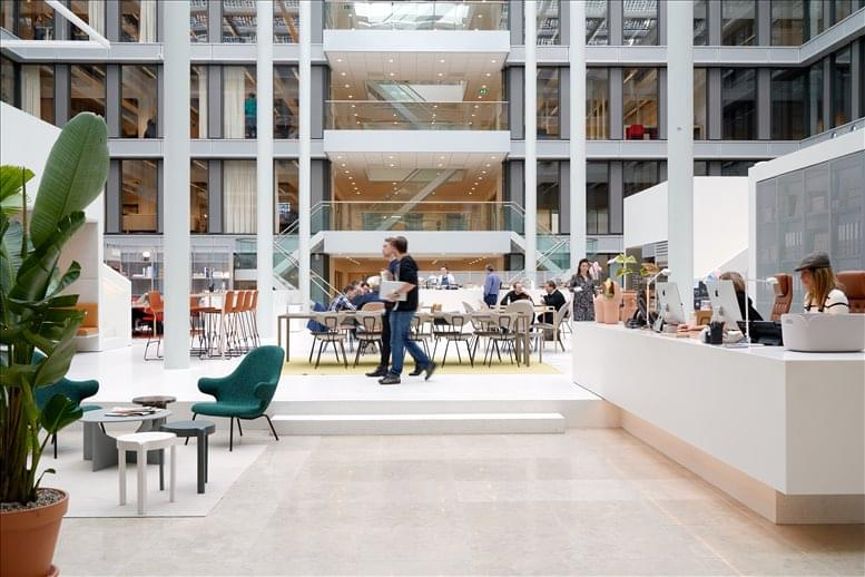Photo of Office Space on 1111 Lincoln Rd., 4th Floor, Sun Trust Building Miami