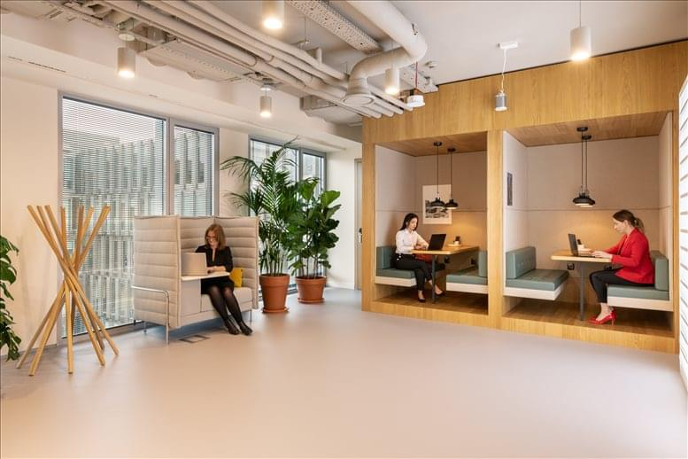 Office for Rent on 1111 Lincoln Rd., 4th Floor, Sun Trust Building Miami