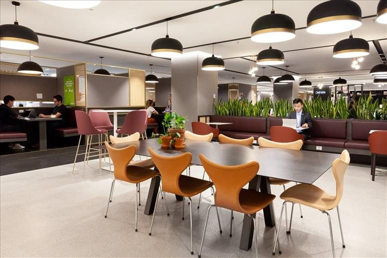 Photo of Office Space available to rent on 1111 Lincoln Rd., 4th Floor, Sun Trust Building, Miami