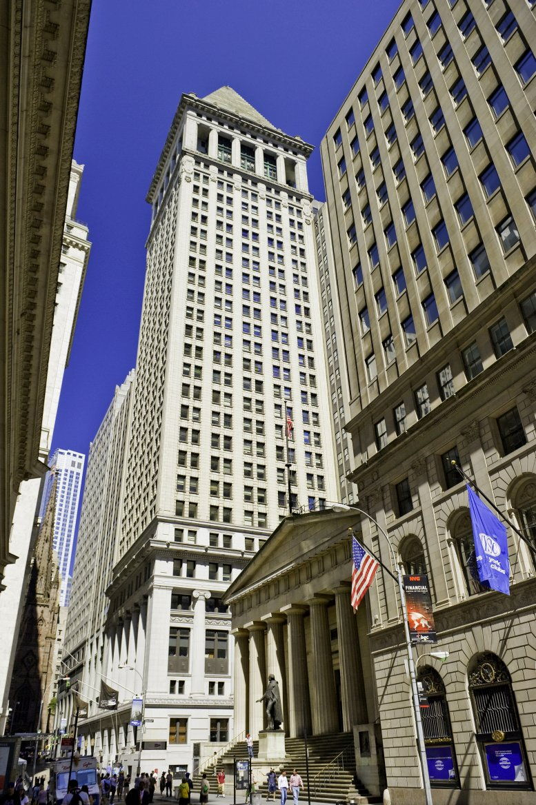14 Wall Street, Suite 2000, Wall Street Center Office Space - New York City