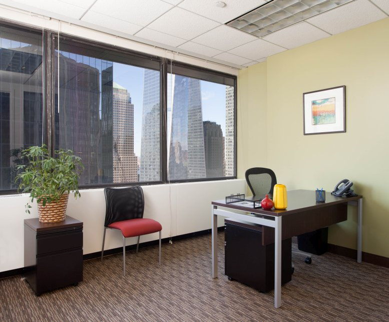 Skyscraper Office Space For Rent Nyc One Liberty Plaza