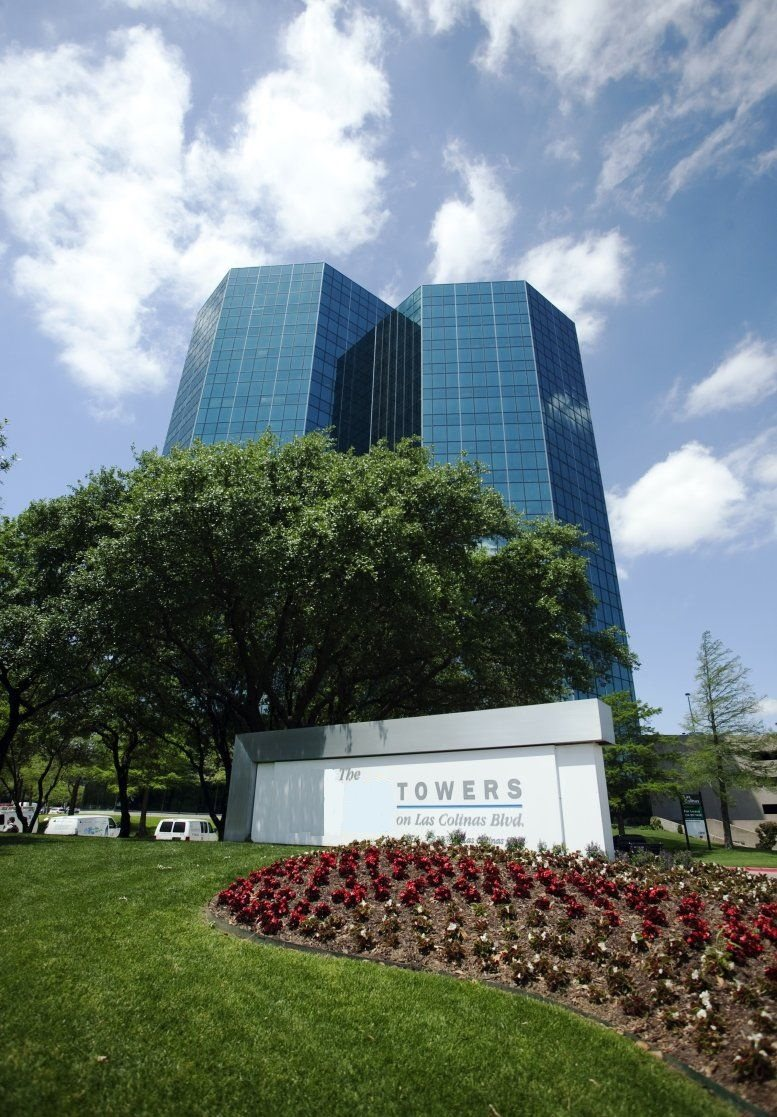 222 West Las Colinas Boulevard available for companies in Irving