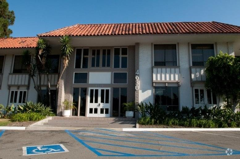 Airport Plaza Center I, 4630 Campus Drive Office Space - Newport Beach