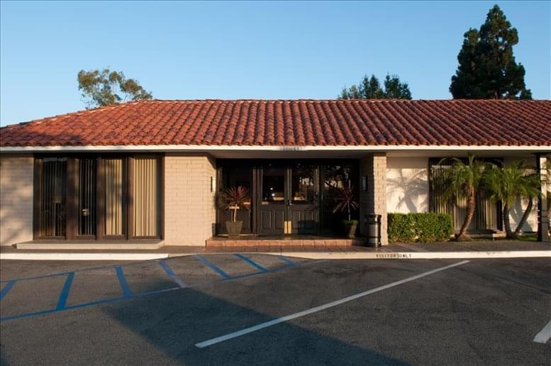 Airport Plaza Center II, 4540 Campus Drive Office Space - Newport Beach