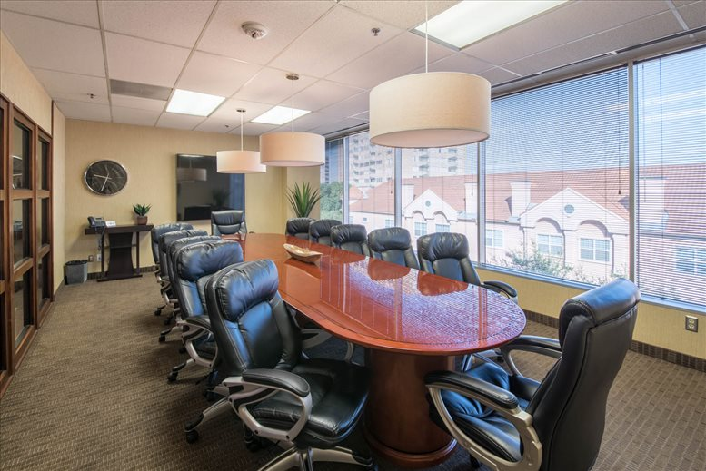 This is a photo of the office space available to rent on The Weitzman Building, 3102 Maple Ave