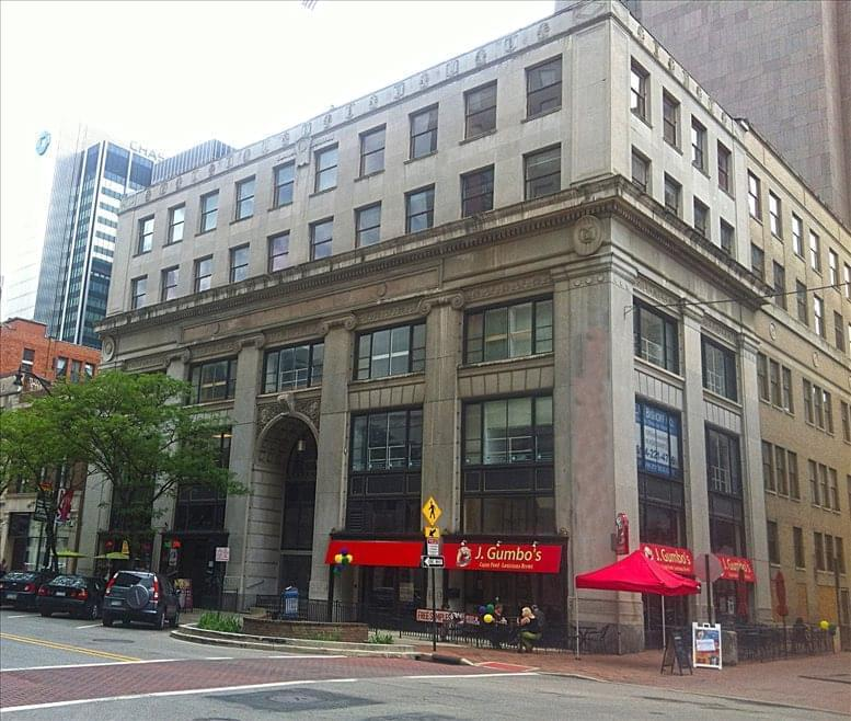 The Historic Commerce Building, 35 E Gay St, Downtown Office Space - Columbus