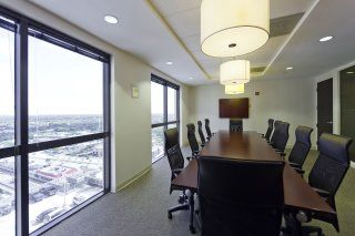 One Datran Center Class A Luxury Furnished Office Space