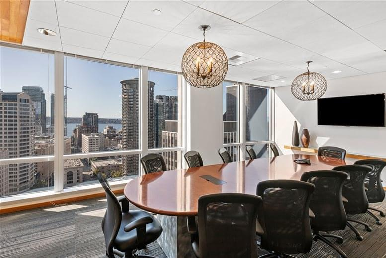 1700 7th Ave, Suite 2100 Office for Rent in Seattle