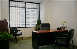 This is a photo of the office space available to rent on Watt Plaza, 1875 Century Park E