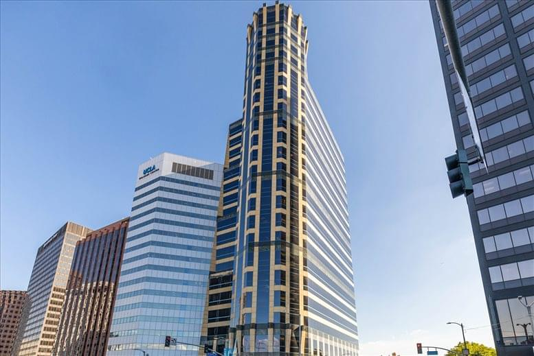 The Tower, 10940 Wilshire Blvd Office Space - Los Angeles