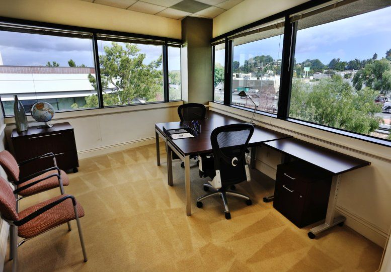 21900 Burbank Blvd, 3rd Fl Office for Rent in Woodland Hills