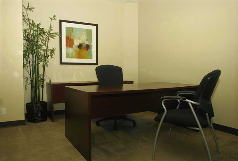 This is a photo of the office space available to rent on 18000 Studebaker Road, Suite 700, Cerritos Tower