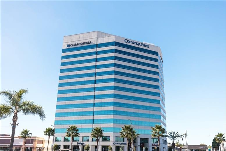 Photo of Office Space available to rent on 17011 Beach Blvd, Huntington Beach