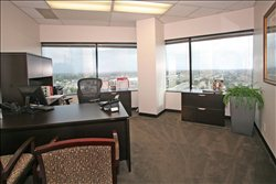 This is a photo of the office space available to rent on 17011 Beach Blvd