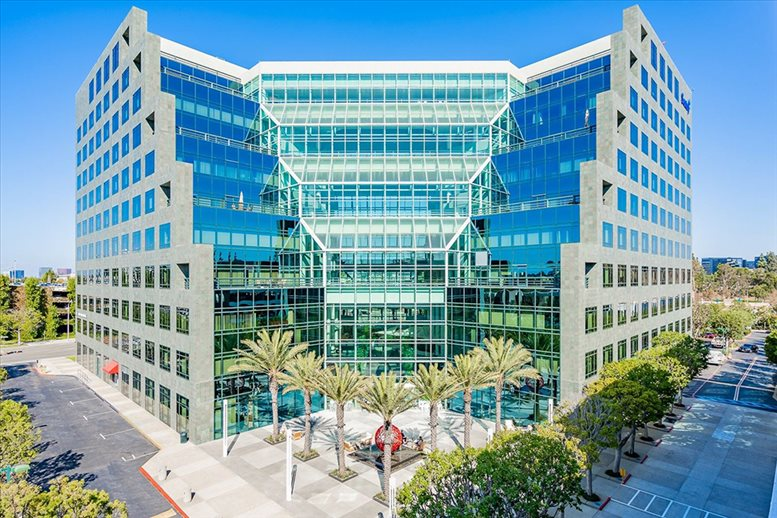 The Atrium, 19200 Von Karman Ave, Irvine Business Complex Office Space - Irvine