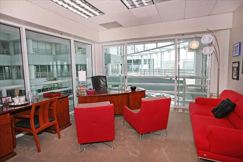 The Atrium, 19200 Von Karman Ave, Irvine Business Complex Office for Rent in Irvine