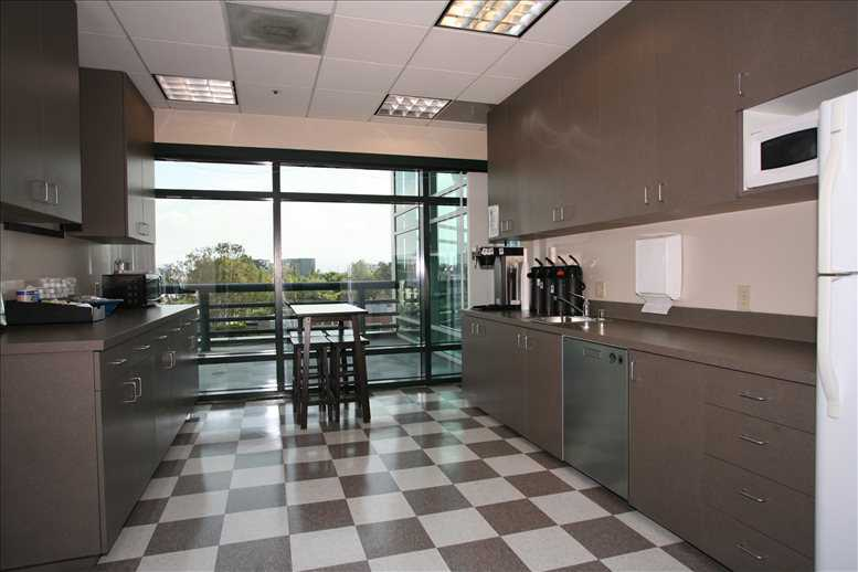 This is a photo of the office space available to rent on 19200 Von Karman Avenue, The Atrium, Suite 400/500/600