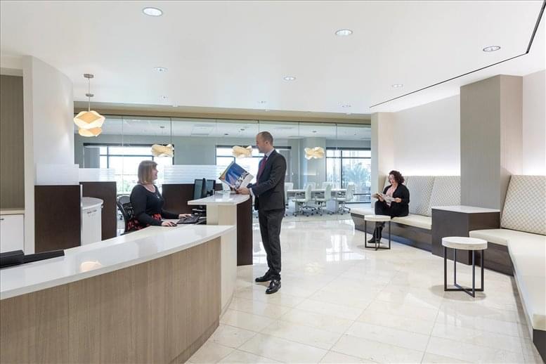 Photo of Office Space on The Atrium, 19200 Von Karman Ave, Irvine Business Complex Irvine