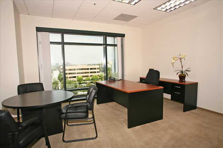 Photo of Office Space on The Atrium, 19200 Von Karman Ave, Irvine Business Complex Irvine