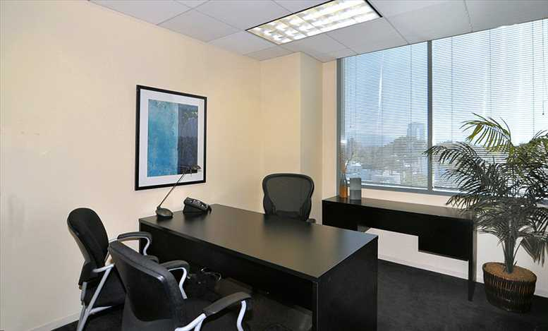 This is a photo of the office space available to rent on 2600 Michelson Dr