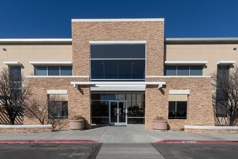 4801 Lang Avenue, Suite 110 Office for Rent in Albuquerque