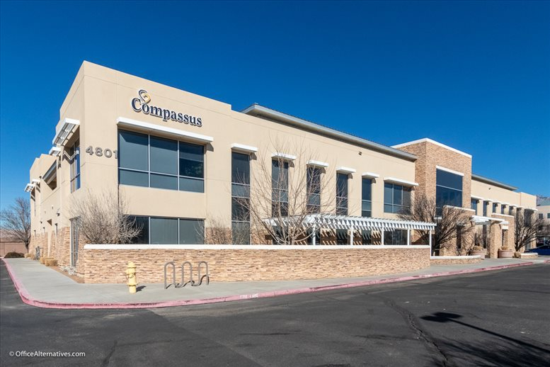 Photo of Office Space available to rent on 4801 Lang Ave, Northeast, Albuquerque