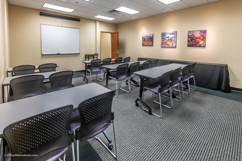 This is a photo of the office space available to rent on 4801 Lang Avenue, Suite 110