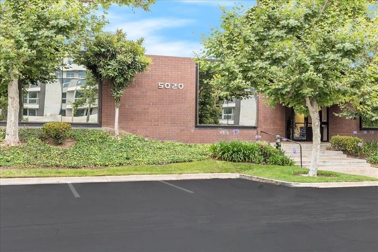 5020 Campus Drive, Koll Center Office Space - Newport Beach