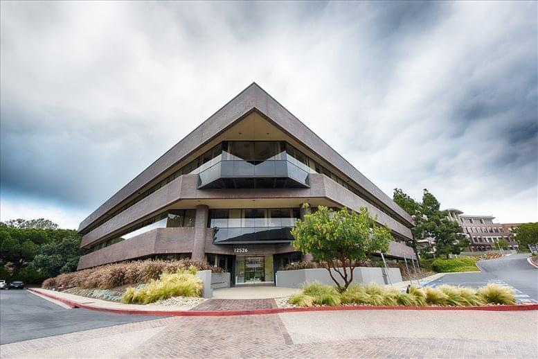 12526 High Bluff Drive, Suite 300, Plaza Del Mar Office Space - San Diego