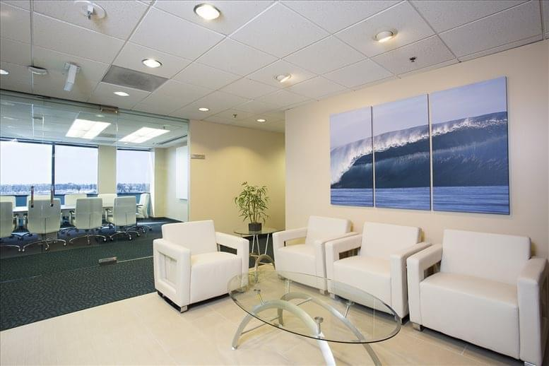 Marina Towers North available for companies in Marina del Rey
